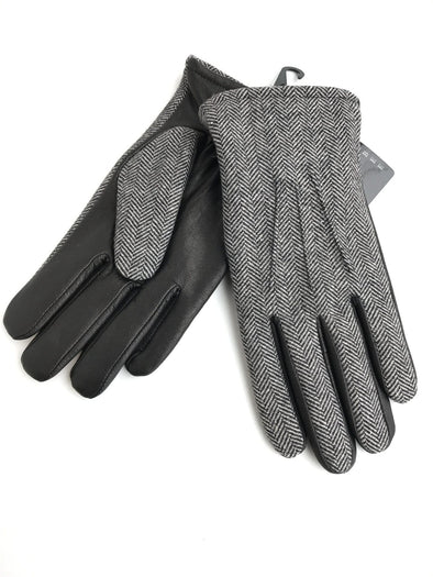 Albee Herringbone Gloves