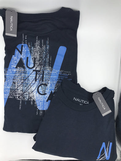 Nautica Big and Tall T-Shirt Q71205