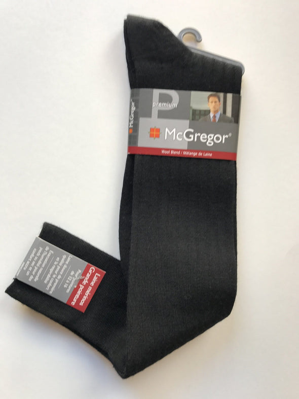 McGregor King Size Non Elastic Wool Sock 1503X