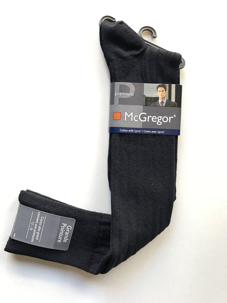 McGregor King Size Cotton Executive Sock 1832X