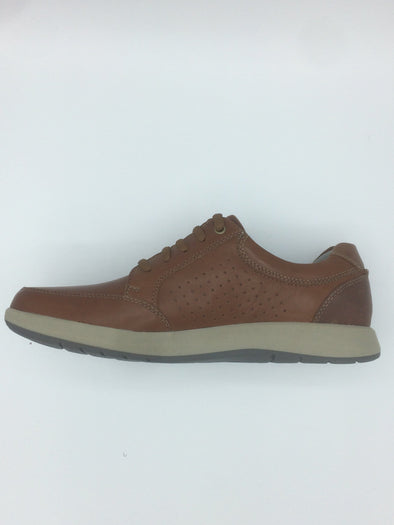 Clarks Shoda Walk Tan Leather 42528