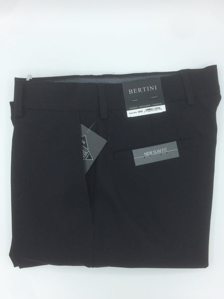 Bertini Dress Pant Black - M1564M187