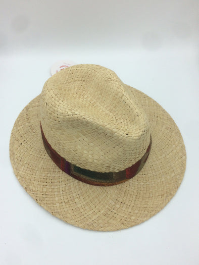 Safari Straw Hat - 17742