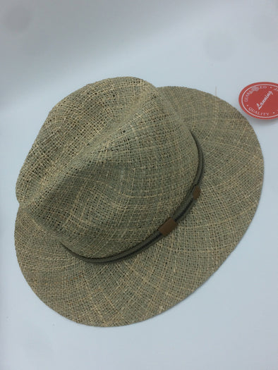 Lanning Safari Straw Hat - 17710