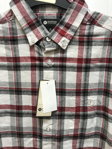 Haggar Washable Linen Shirt - HMW8S670-R01
