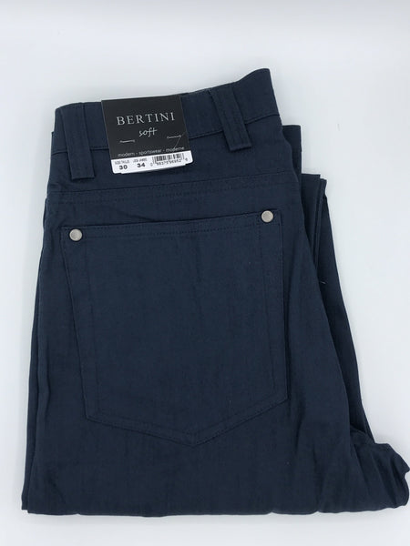 Bertini Soft Pant - M1730E097 403 Midnight