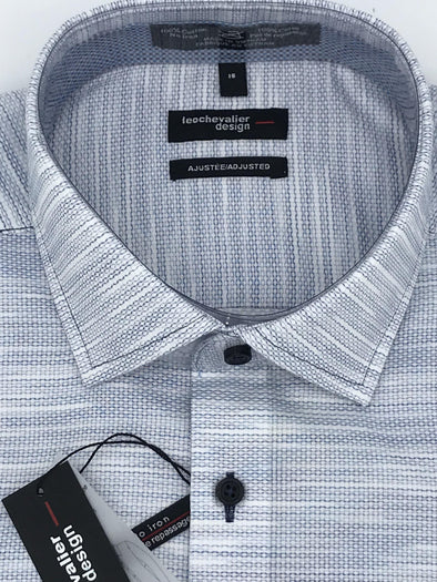 Leo Chevalier Fitted Dress Shirt -520168 1398