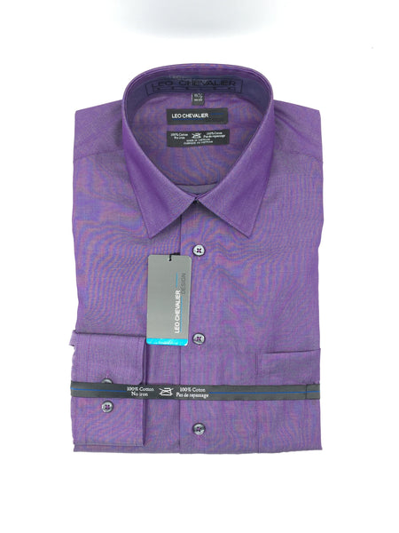 Leo Chevalier Non Iron Dress Shirt - 2251218598