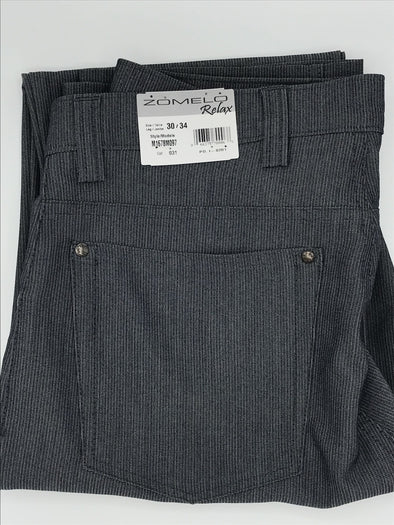 Zomelo by Bertini Casual Pant Grey M1678M097-031
