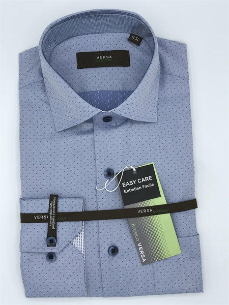 Versa by Eccolo Dress Shirt-ES8BB-31