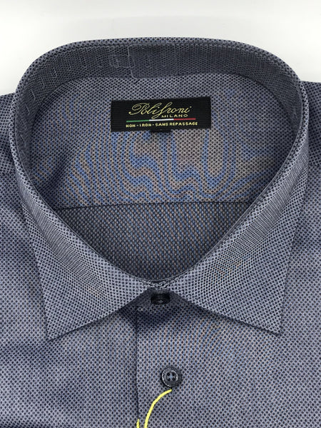 Polifroni Big and Tall Sport Shirt - 3 Colours! 19.5-22