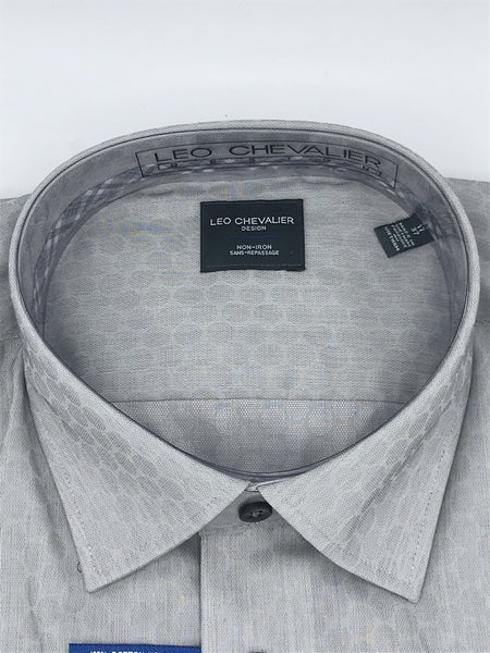 Leo Chevalier Big and Tall Dress Shirt- 521175QT/ 3237