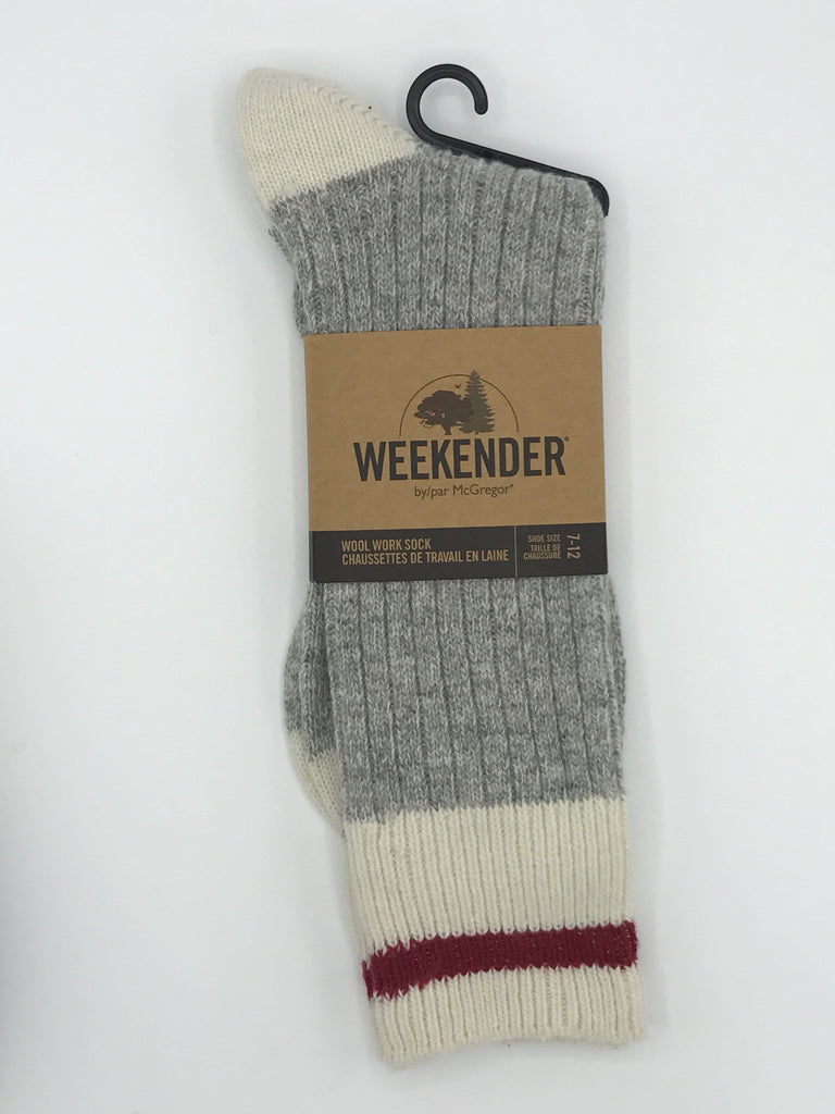 McGregor Weekender - Wool Work Sock MMY225