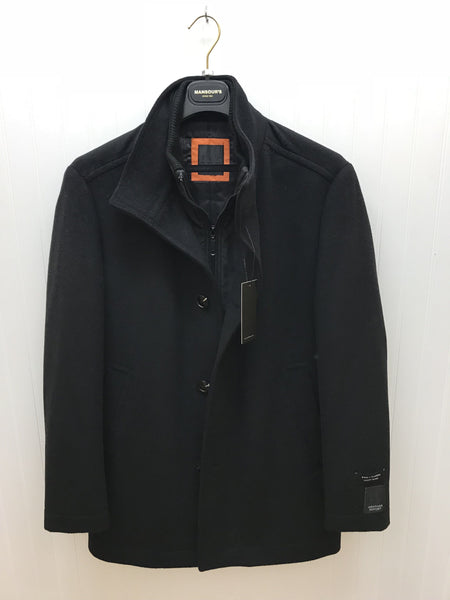 S. Cohen Weather Report Wool and Cashmere - 2 Campbell 3000S8 - Black