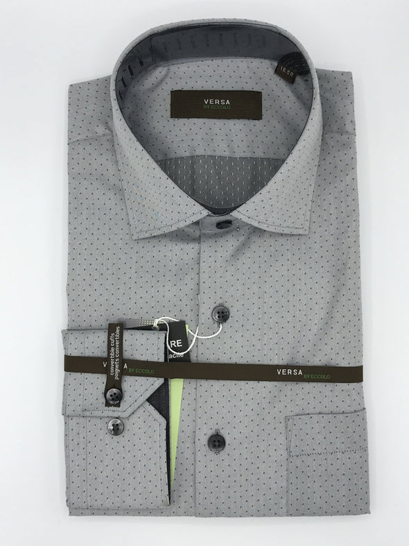 Versa by Eccolo Dress Shirt -ES8BB-R