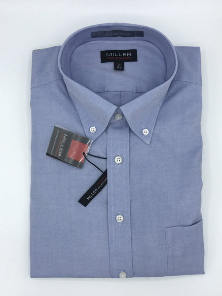 Miller Performance Button Down Dress Shirt - 7234932