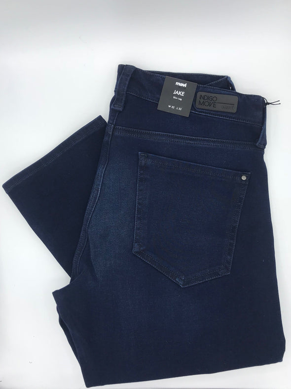 Mavi Jean - Jake Deep Indigo Bi-Stretch
