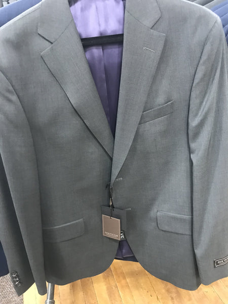 Jack Victor Medium Charcoal Suit Separate SP3015 - Jacket Only