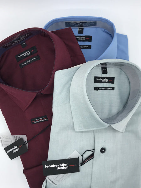 Leo Chevalier Adjusted Fit Dress Shirt - 225161