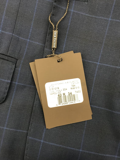 Jack Victor Regular Suit - 3181019