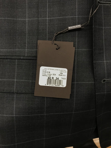 Jack Victor Regular Suit - 3181018