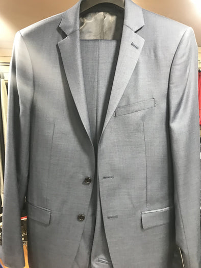 Mansour's Private Label Suit - Z46026020123 Tall Fit