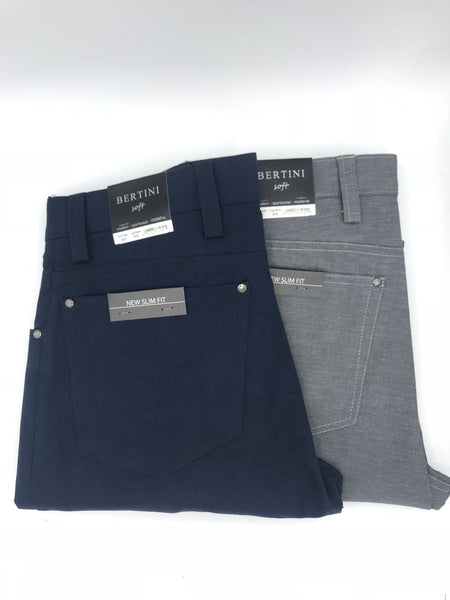 Bertini Soft Casual Pant M1636M097
