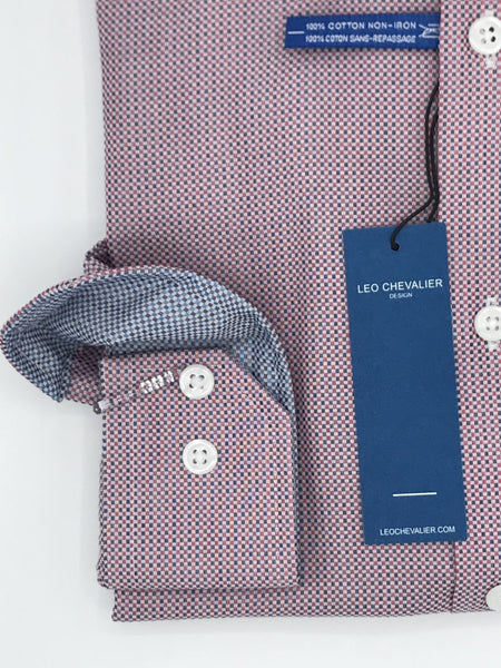 Leo Chevalier Elegant Dress Shirt 520172 4598