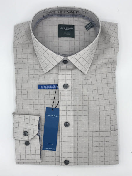 Leo Chevalier Nice Dress Shirt 520177 2199