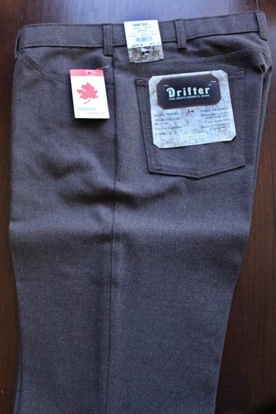 Drifter Jeans - Brown Heather