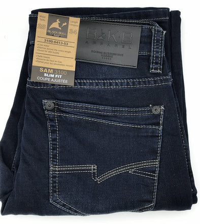 Black Bull Sam Low Waist Jean 3100-6413-53 Tint