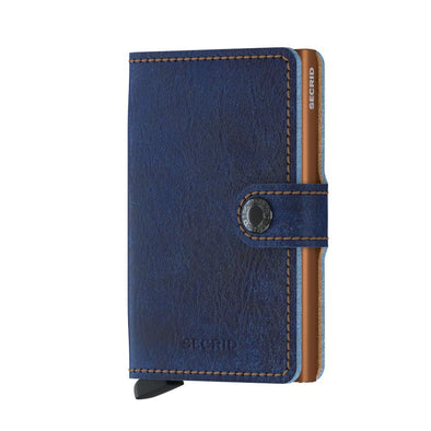 Secrid Mini Wallet- Indigo 5