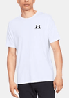 Under Armour White Sportstyle T-Shirt - 1326799 - 100