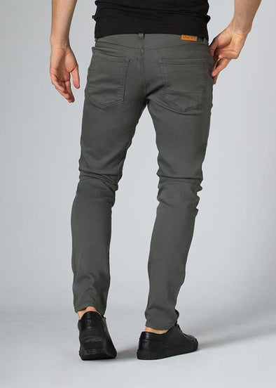 DUER NO SWEAT PANT SLIM - GULL