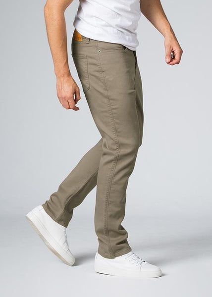 DUER NO SWEAT PANT SLIM - LIGHT KHAKI