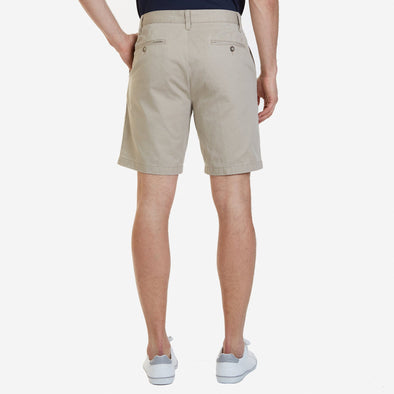 Nautica Big and Tall Flat Front Short