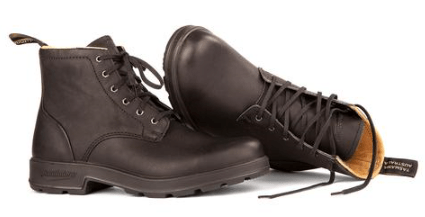 Blundstone Original Lace Up Black - 1938
