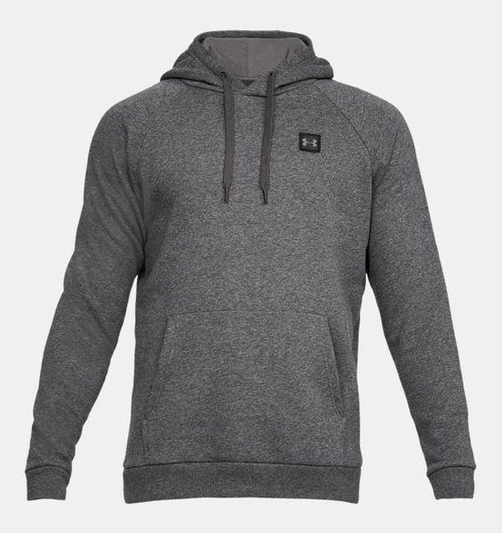 Under Armour Rival Fleece Pullover Hoodie Grey - 1320736 020