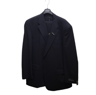 100% Wool Canadian Made Classic Fit Suit - GALTES Cut