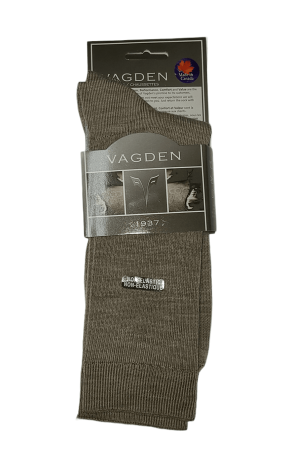 Made in Canada Non-Elastic Wool Sock - 6154 6155