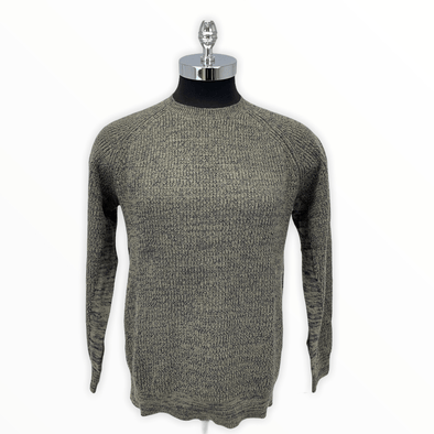 Borgo28 Coffee Bean Crew Neck Sweater - BBF0S303 317