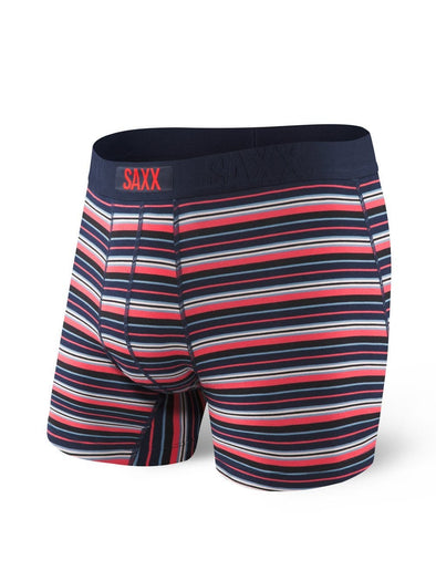 Saxx Undercover Boxer Brief SXBB19X  Red Monument Stripe- RMS