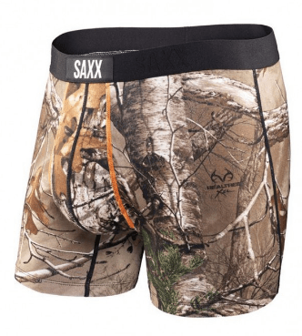Saxx Ultra Boxer Brief Real Tree Camo  SXBB30F RTX