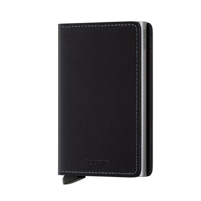 Secrid Slim Wallet - Original Black
