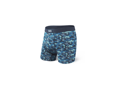 Saxx Vibe Boxer Brief Blue Water Camo-SXBM35 ACB