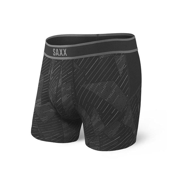 Saxx Kinetic Boxer Brief Black Shattered SXBB27-BSH