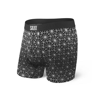 Saxx Ultra Boxer Brief Black Geo Ice SXBB30F GIB
