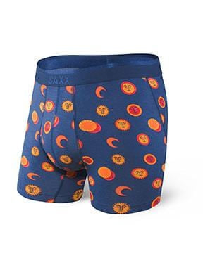 Saxx Platinum Boxer Brief Blue Sun and Moon-SXBB42F SNM