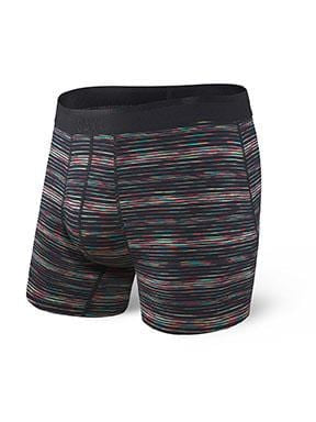 Saxx Platinum Boxer Brief Black Sunset Space Dye-SXBB42F SSD