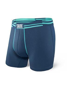 Saxx Vibe Boxer Brief Blue Alternating Stripe -SXBM35 ALS